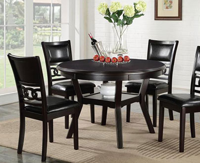 Mario's Furniture In Store Dining Room